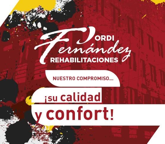 Rehabilitaciones Jordi Fernández